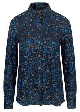 Stine Goya - Shirt - Lucian - Lilas Black