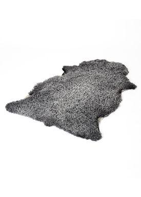 - Sheepskin - Sheepskin - Gotland sheepskin natural gray