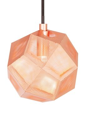 Tom Dixon - Pendler - Etch Mini Pedant - Copper