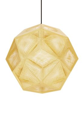 Tom Dixon - Pendler - Etch Mini Pedant - Brass