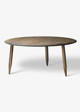 &tradition - Bord - Hoof Table / SW1 / SW2 - Røget olieret eg / SW2