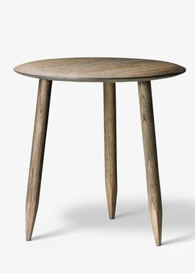 &tradition - Bord - Hoof Table / SW1 / SW2 - Røget olieret eg / SW1
