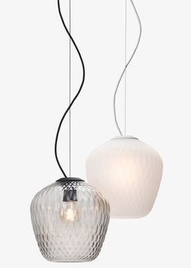 &tradition - Lampe - Blown Lamp - SW3 - Silver Lustre