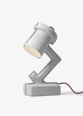 &tradition - Lampe - Trash Me Table Lamp - Papmaché - VV1