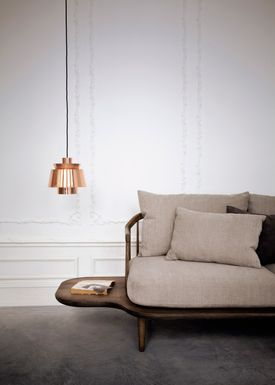 &tradition - Lamp - Utzon Lamp JU1 - Copper