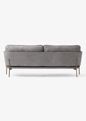 &tradition - Sofa - Cloud Sofa by Luca Nichetto / LN2 / LN3.2 - LN3 / 3 seater / L220