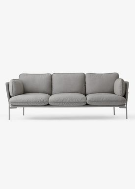 &tradition - Sofa - Cloud Three Seater - Desert Stone- sunniva