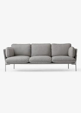 &tradition - Sofa - Cloud Three Seater - Desert Stone- sunniva