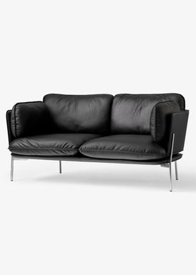 &tradition - Sofa - Cloud Two Seater - Valgfrit stof. Pris fra