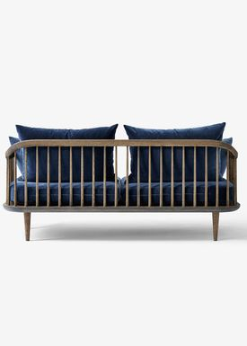 &tradition - Sofa - Fly Sofa - Smoked oiled oak with harald 2