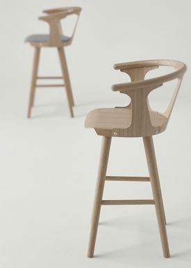 &tradition - Stol - In Between Barstool / SK7 / SK8S / K9 / SK10 - White oiled oak