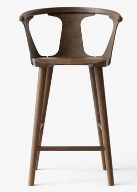 &tradition - Stol - In Between Barstool / SK7 / SK8S / K9 / SK10 - Smoked oiled oak