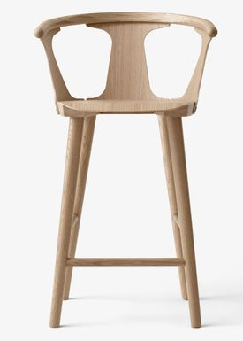 &tradition - Chair - In Between Barstool / SK7 / SK8S / K9 / SK10 - White oiled oak