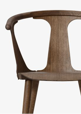 &tradition - Stol - In Between Chair / SK1 / SK2 - Smoked oiled oak / SK1
