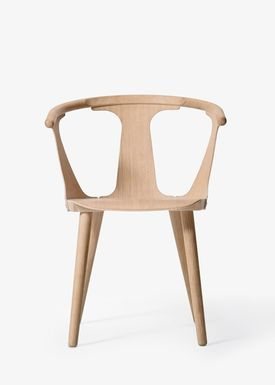 &tradition - Stol - In Between Chair - SK1 - Hvid olieret eg
