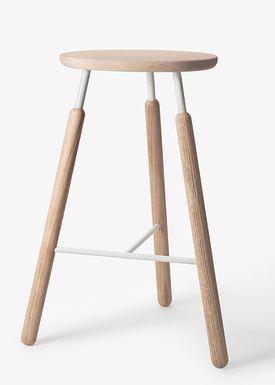 &tradition - Stol - Stool- SW - NA4- Naturlig eg