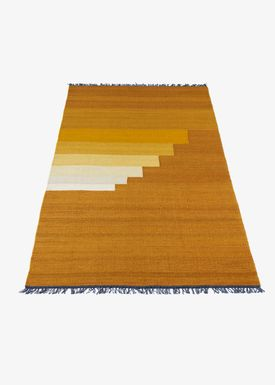 &tradition - Tæppe - Another Rug - Yellow Amber