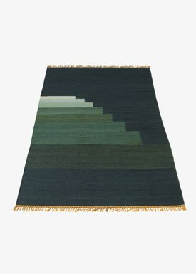 &tradition - Tæppe - Another Rug - Green Jade