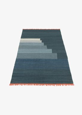 &tradition - Tæppe - Another Rug - Blue Thunder