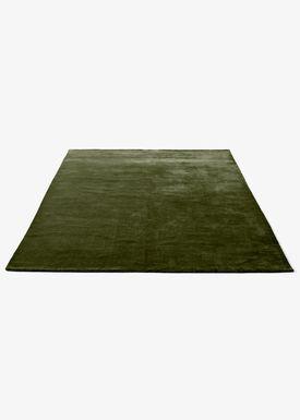 &tradition - Tæppe - The Moor Rug / AP5 / AP6 / AP7 / AP8 - Green Pine / AP7