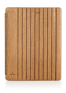 Miniot - Cover - iPad MK2 Wood - Oak