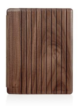 Miniot - Cover - Cover iPad MK2 - Valnød