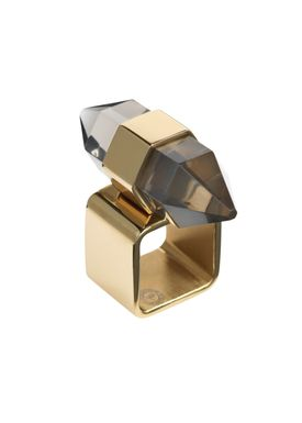By Malene Birger - Ring - Triangle - Gold