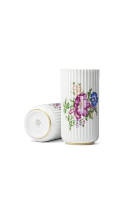 - Vase - Lyngby vase - Flower Decoration - 20 cm