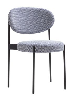 Verpan - Stol - 430 Stacking Chair by Verner Panton - Noise 742 by Raf Simons