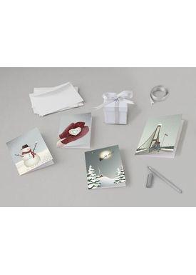 ViSSEVASSE - Cards - Santa - Santa
