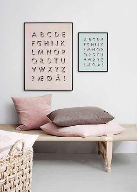 ViSSEVASSE - Poster - ABC Poster - Rose