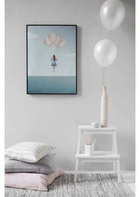 ViSSEVASSE - Poster - Balloon Dream - Balloon Dream