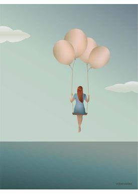 ViSSEVASSE - Poster - Balloon Dream - Balloon Dream