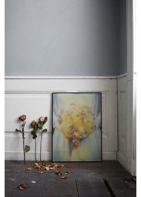 ViSSEVASSE - Poster - Dan Isaac Wallin - Roses - Roses