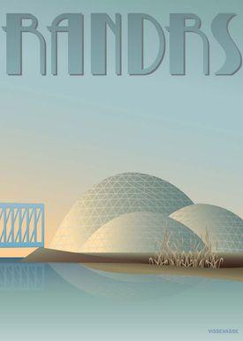 ViSSEVASSE - Poster - Randers - Regnskoven - Regnskoven