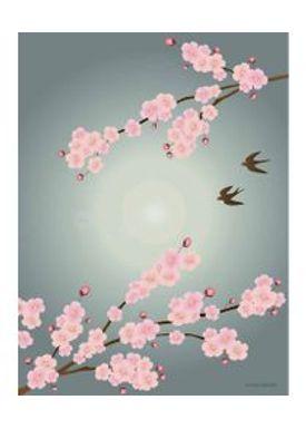 ViSSEVASSE - Poster - Sakura Plakat - Sakura