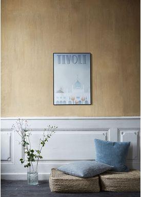 ViSSEVASSE - Poster - Tivoli - Nimb - 30x40