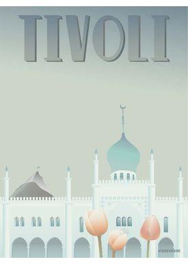 ViSSEVASSE - Poster - Tivoli - Nimb - 50x70
