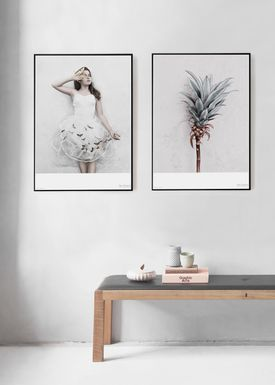 ViSSEVASSE - Poster - Vee Speers - Botanic Series - Ananas Comosus