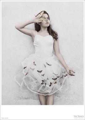 ViSSEVASSE - Poster - Vee Speers Thirteen Series - Untitled #9