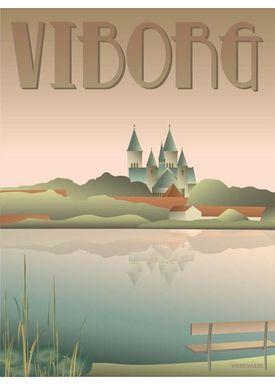 ViSSEVASSE - Poster - Viborg  - Søerne