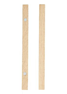By Wirth - Rammer - Wall Sticks - Natur A4