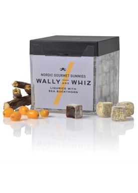 Wally and Whiz - Winegum - Gourmet Winegum - Liqurice/Sea buckthorn