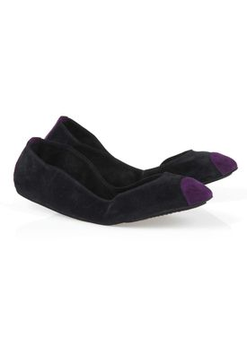 Willenlund - Ballarina flats - Sunday - Black