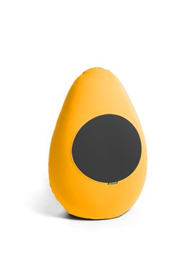 X-POUF - Bean Bag - X-DROP - Yellow