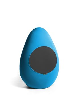 X-POUF - Bean Bag - X-DROP - Blue