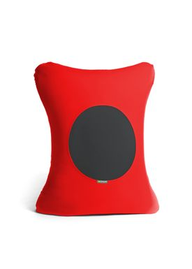 X-POUF - Bean Bag - X-FIVE - Red