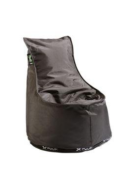X-POUF - Sækkestol - X Kids Chair PVB - Mørkegrå