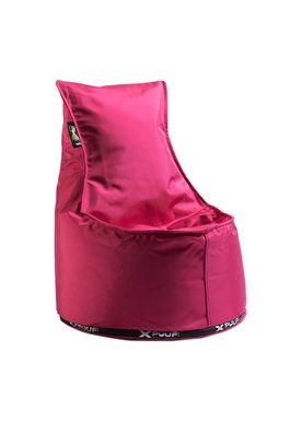 X-POUF - Sækkestol - X Kids Chair PVB - Pink