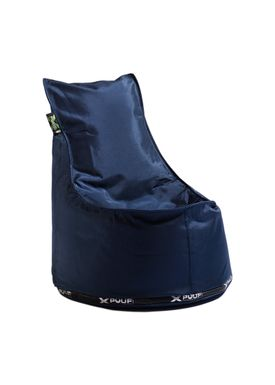 X-POUF - Sækkestol - X Kids Chair PVB - Mørkeblå